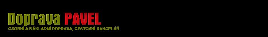 Doprava Pavel - logo